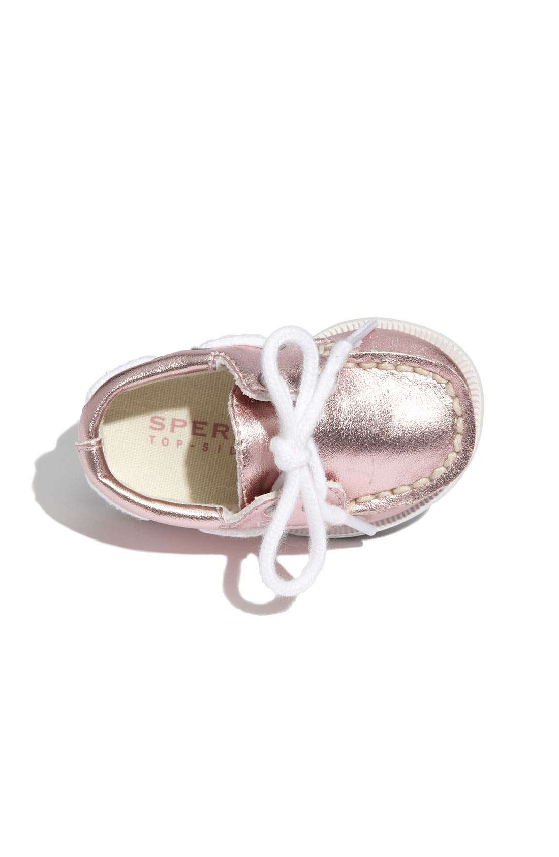 Alternate Image 3  - Sperry Top-Sider® 'Authentic Original' Crib Shoe (Baby)