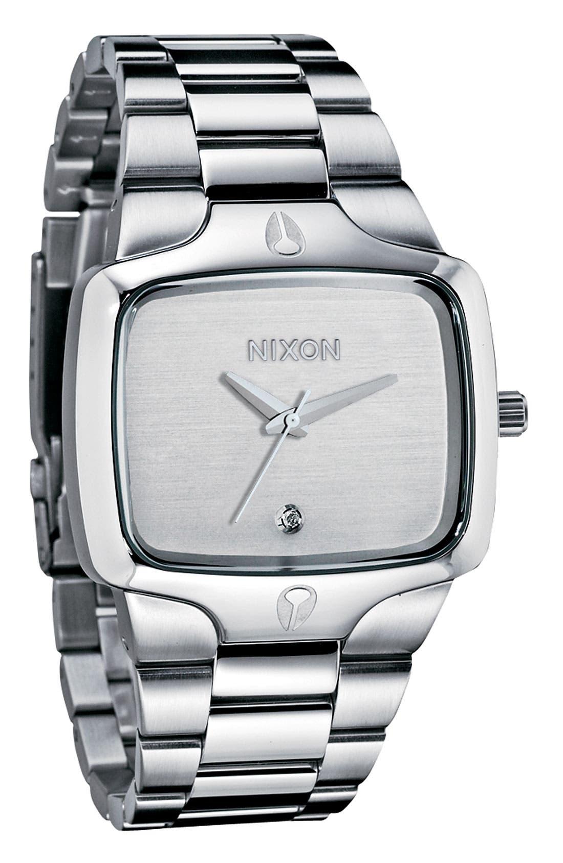 Main Image - Nixon 'The Player' Bracelet Watch