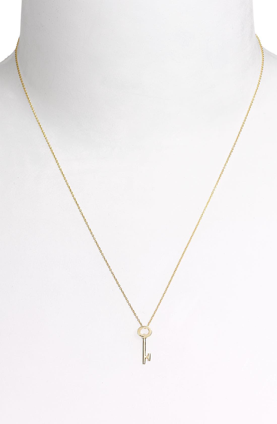 Main Image - Roberto Coin 'Tiny Treasures' Key Necklace