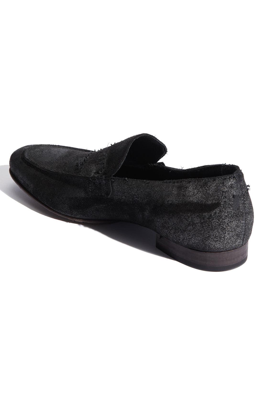 Alternate Image 2  - Donald J Pliner 'Virge' Leather Loafer