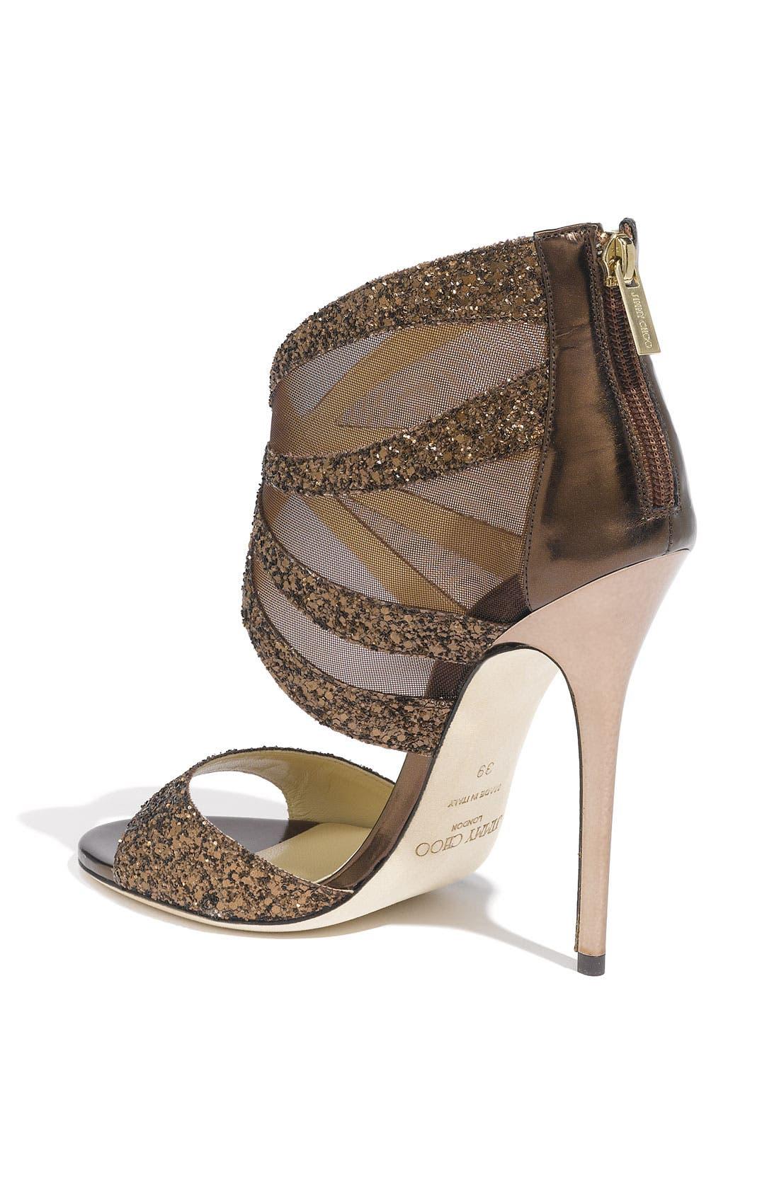 Alternate Image 2  - Jimmy Choo 'Leila' Mesh Sandal