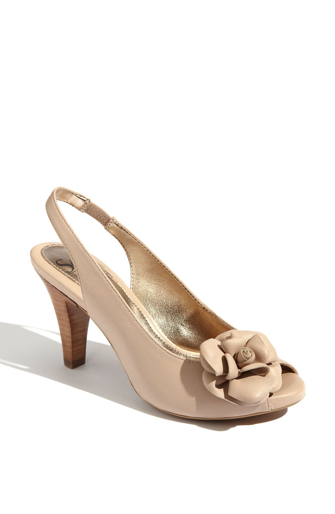 Alternate Image 1 Selected - Söfft 'Gironne' Slingback Sandal