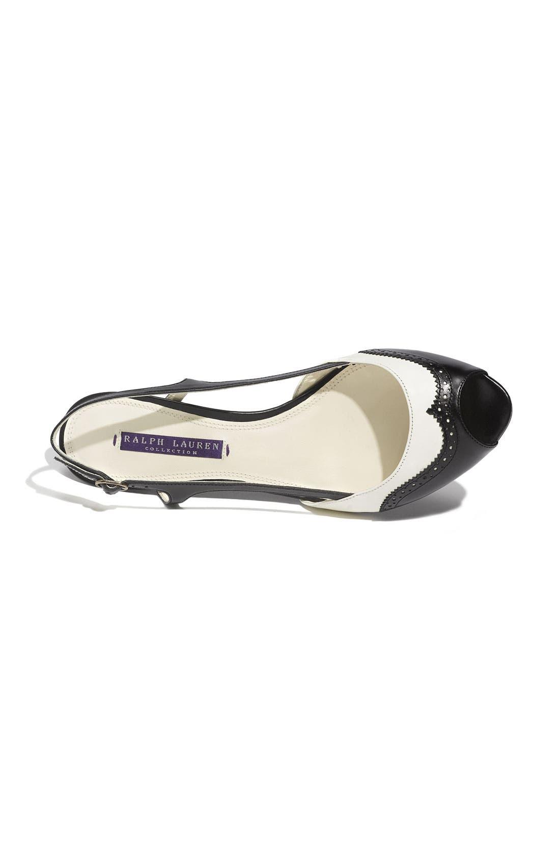 Alternate Image 3  - Ralph Lauren Collection 'Inaya' Sandal