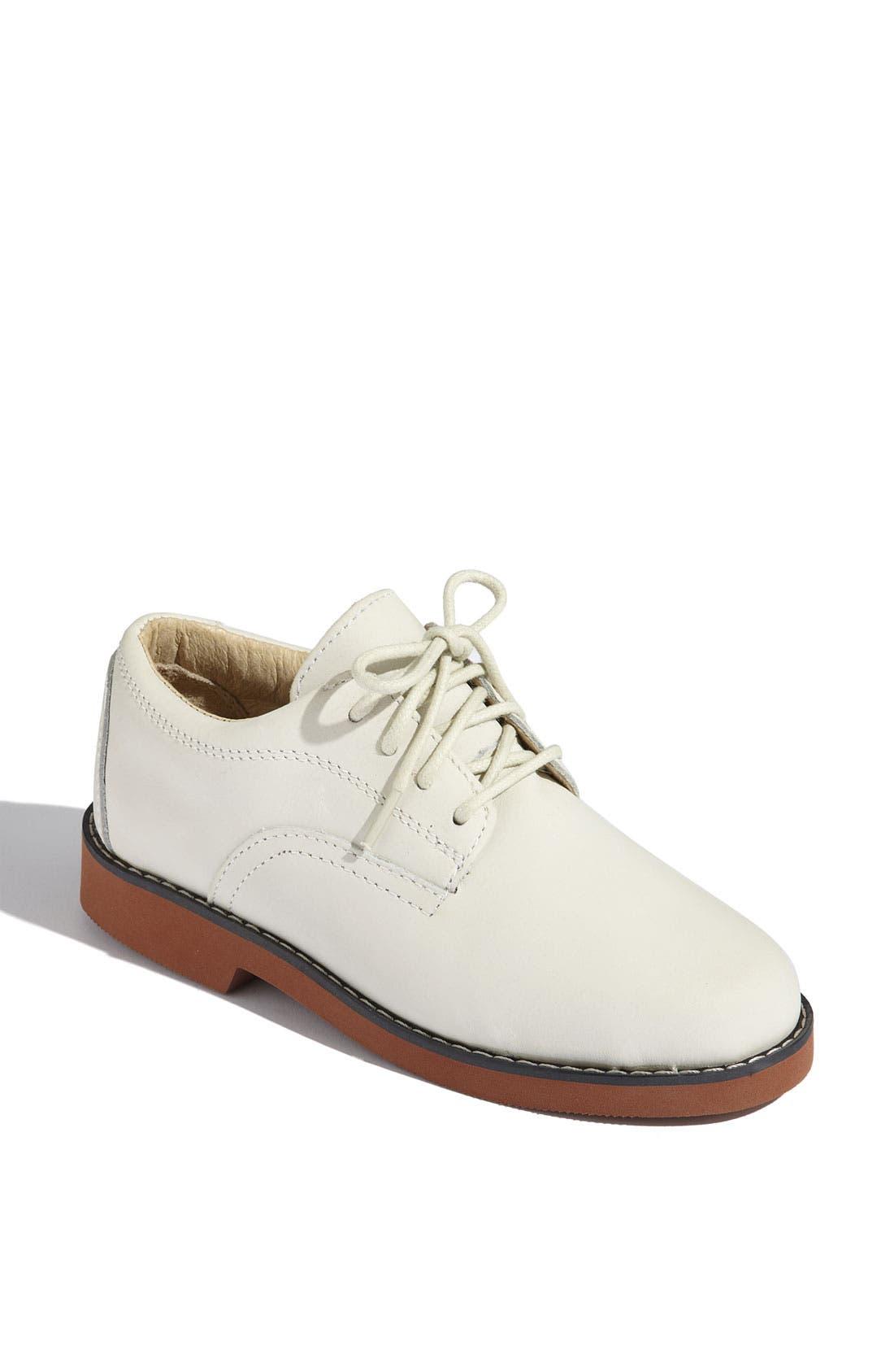 Alternate Image 1 Selected - Jumping Jacks 'Buck' Oxford Shoe (Toddler, Little Kid & Big Kid)