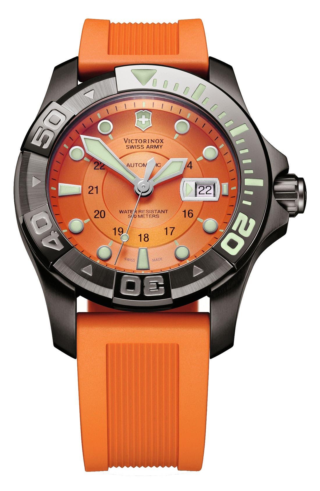Main Image - Victorinox Swiss Army® 'Dive Master 550' Automatic Watch, 43mm