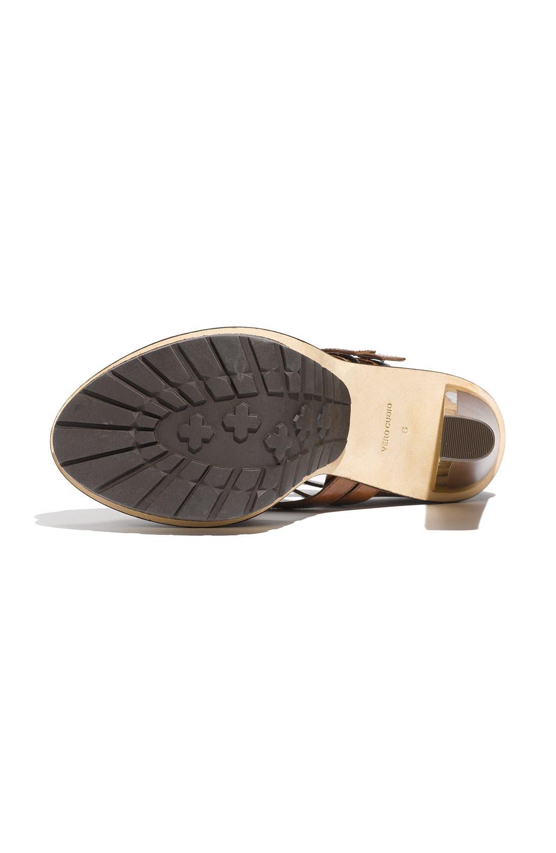 Alternate Image 4  - B Brian Atwood 'Teatro' High Heel Sandal