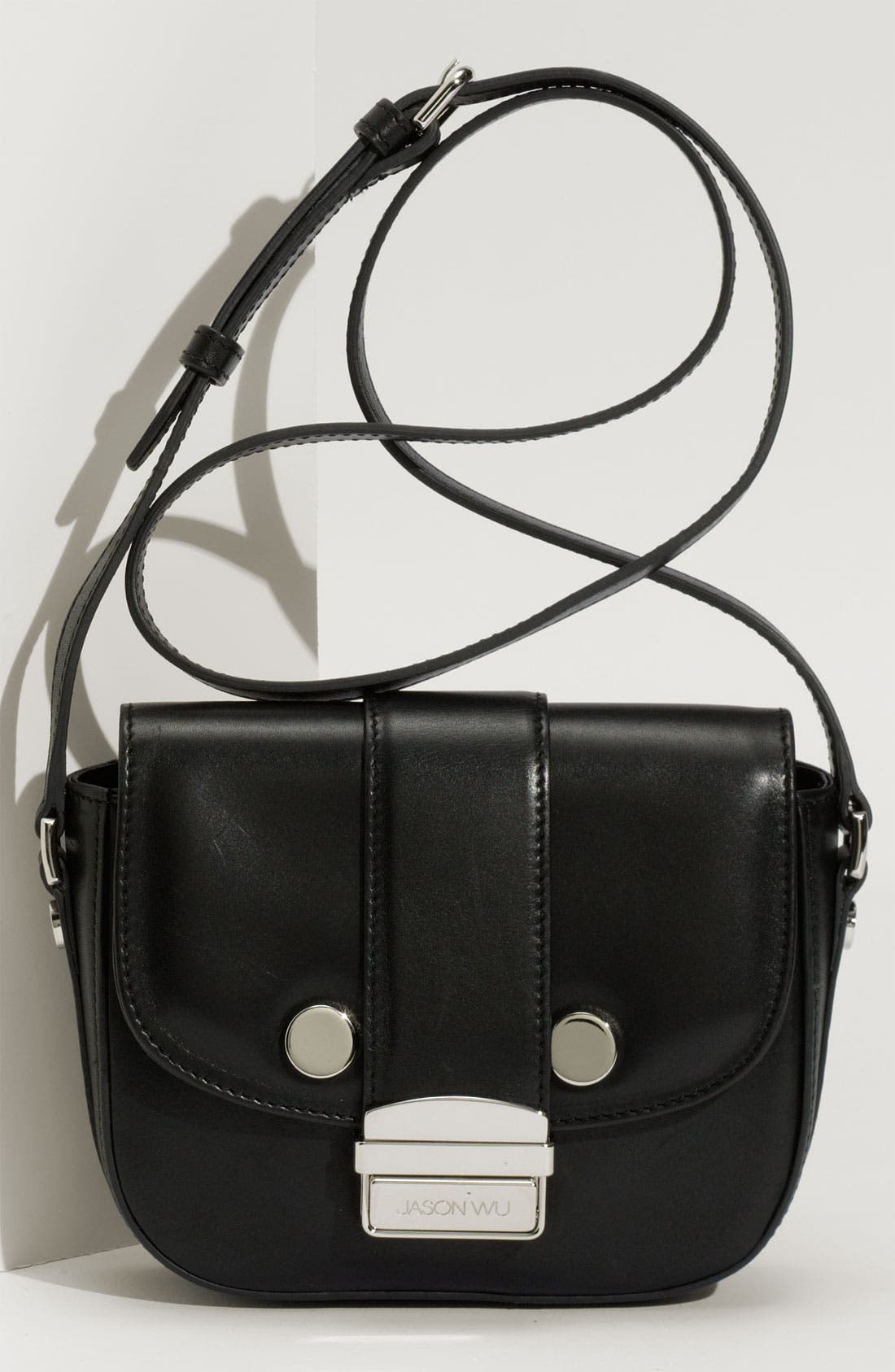 Alternate Image 1 Selected - Jason Wu 'Mini Miss Wu' Leather Crossbody Bag