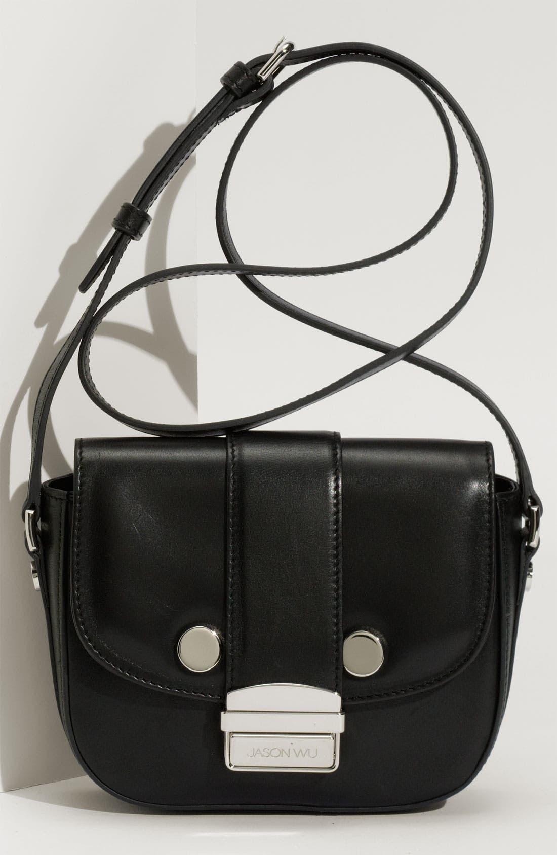 Main Image - Jason Wu 'Mini Miss Wu' Leather Crossbody Bag