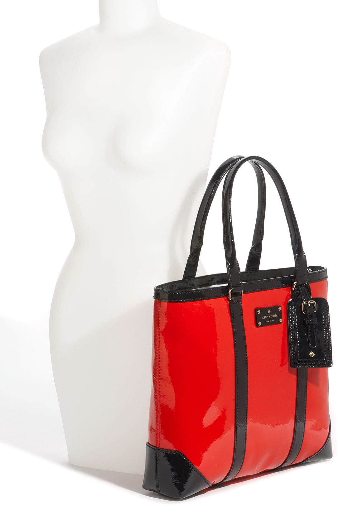 Alternate Image 2  - kate spade new york 'barclay street - dama' patent leather tote