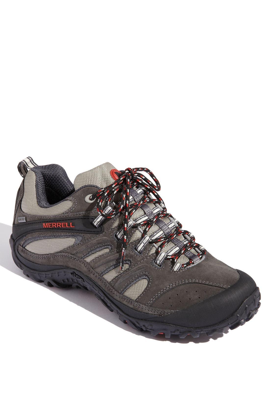 Alternate Image 1 Selected - Merrell 'Chameleon 4 Ventilator GTX' Hiking Shoe (Men)