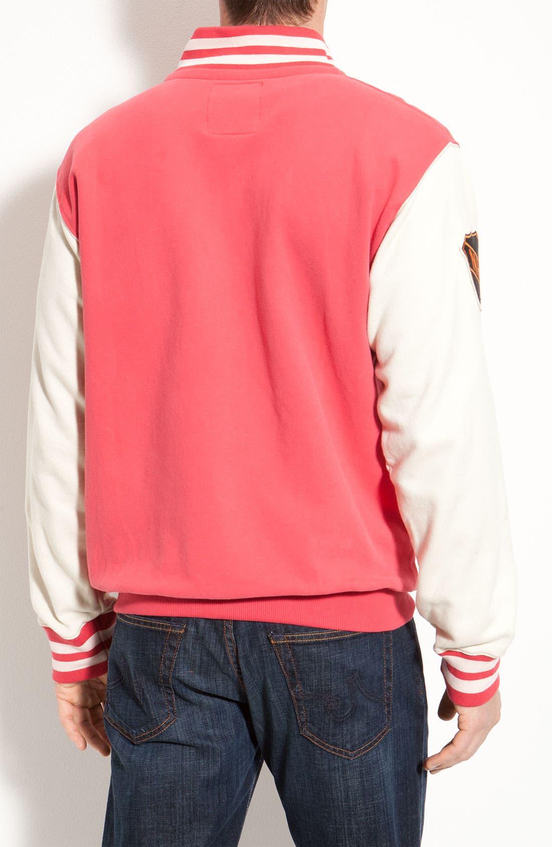 Alternate Image 2  - Red Jacket 'Homeroom Red Wings' Jacket