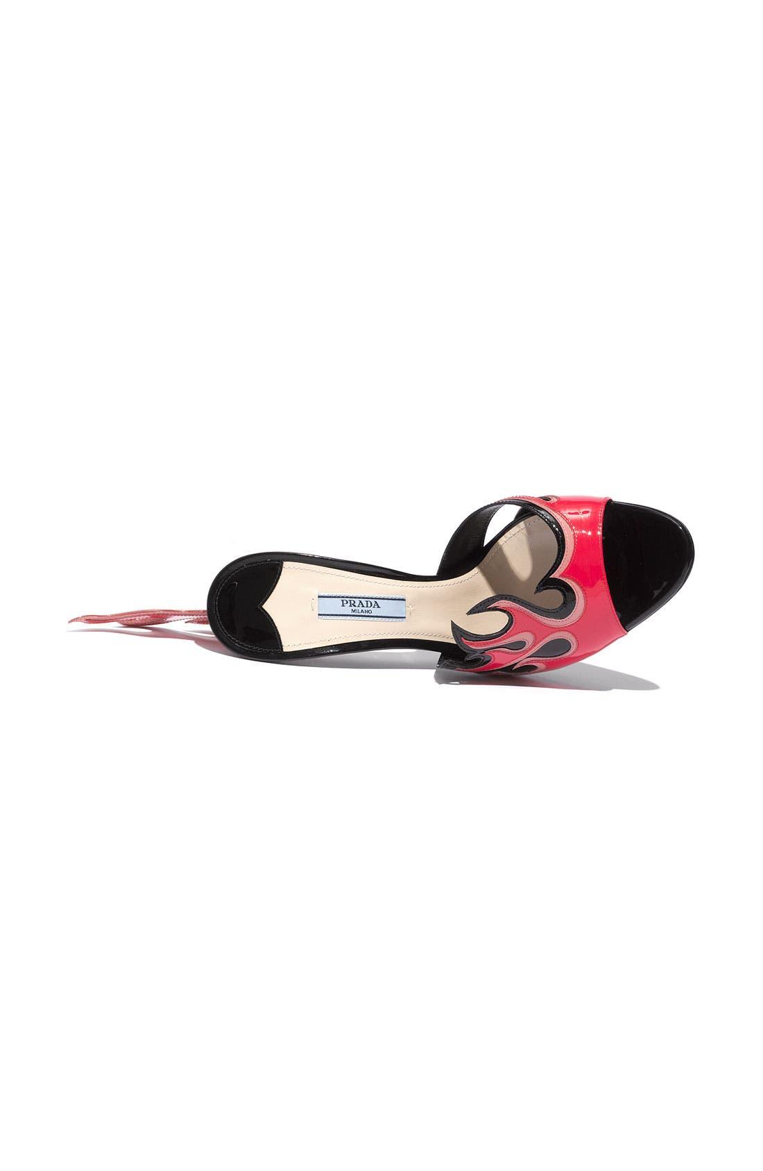 Alternate Image 3  - Prada 'Flame' Slide Sandal