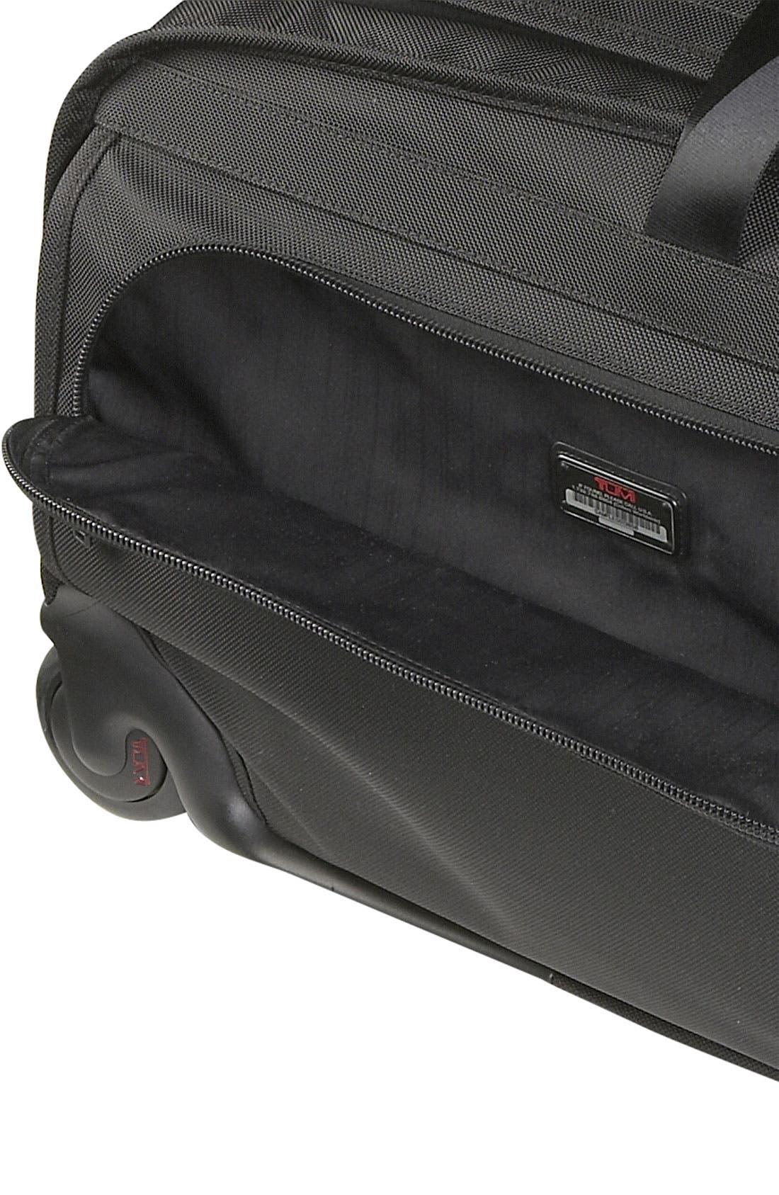 Alternate Image 4  - Tumi 'Alpha - Extra Large' Wheeled Duffel Bag