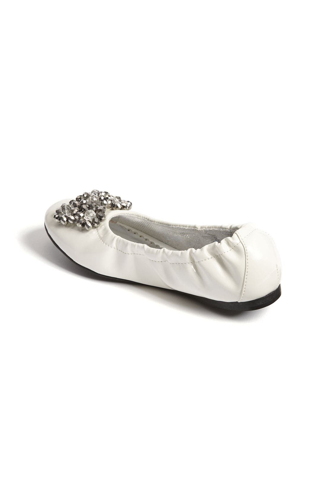Alternate Image 2  - Stuart Weitzman 'Dazzle' Flat (Toddler, Little Kid & Big Kid)