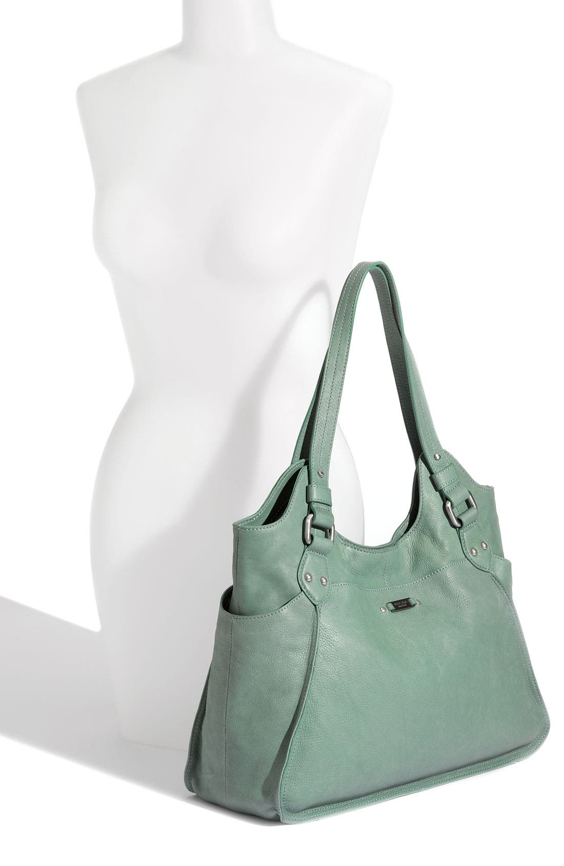 Alternate Image 2  - Perlina 'Claire' Leather Tote