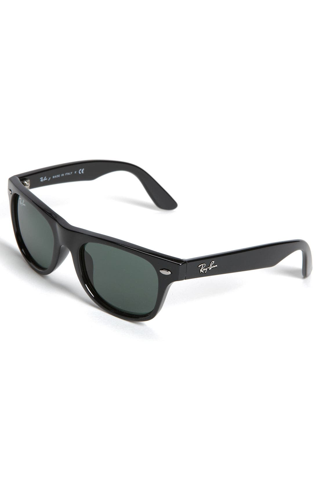 Alternate Image 1 Selected - Ray-Ban Wayfarer 44mm Sunglasses (Boys)