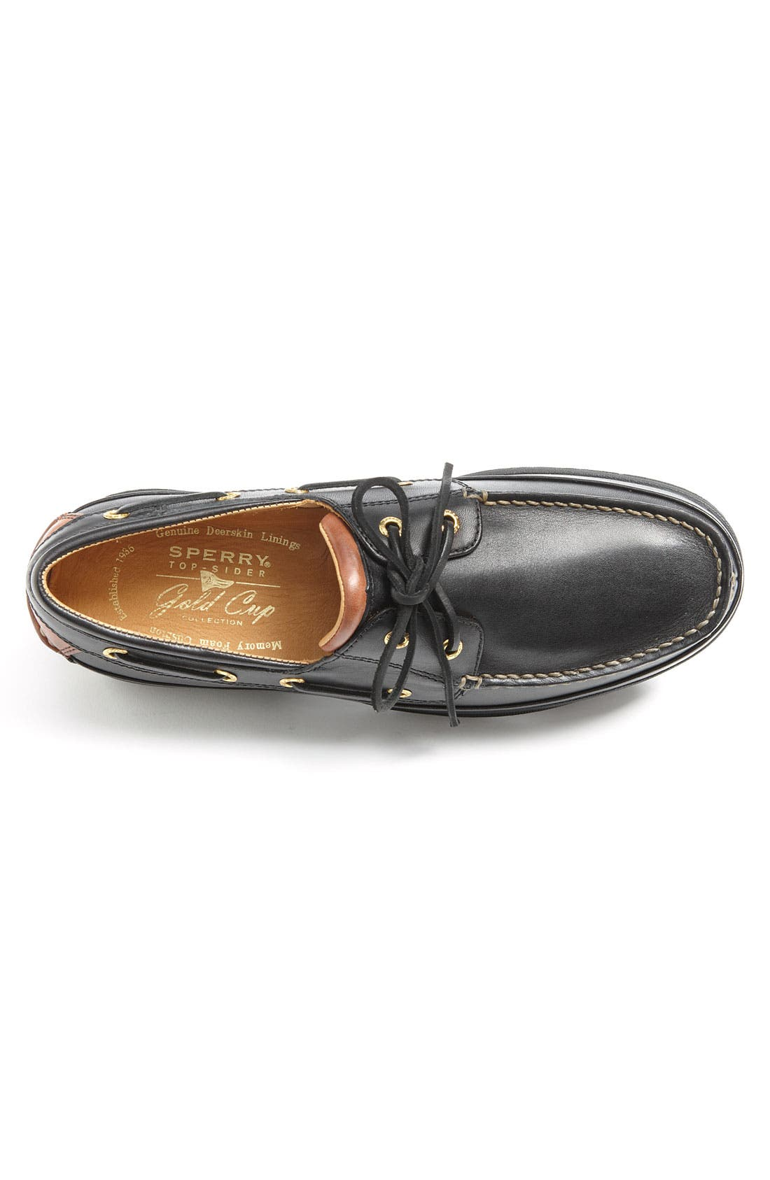 Alternate Image 3  - Sperry 'Gold Cup 2-Eye ASV' Boat Shoe (Men)