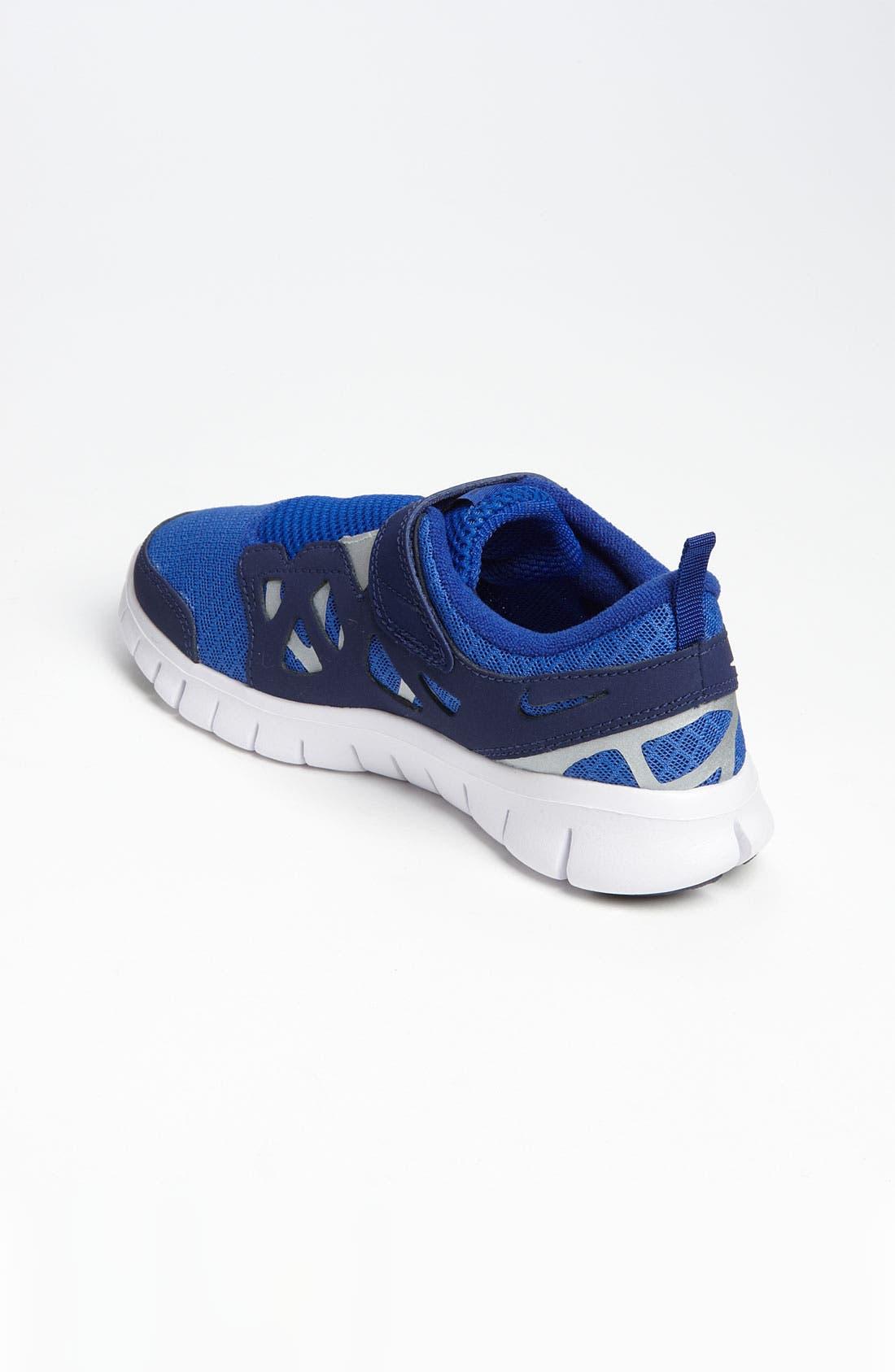 Alternate Image 2  - Nike 'Free Run 2.0' Running Shoe (Baby, Walker, Toddler & Little Kid)