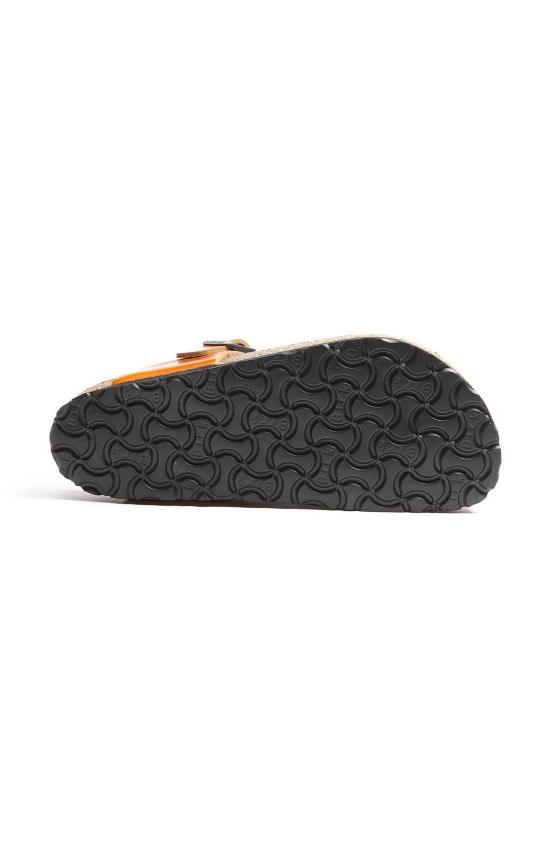 Alternate Image 4  - Birkenstock 'Gizeh' Sandal (Exclusive)