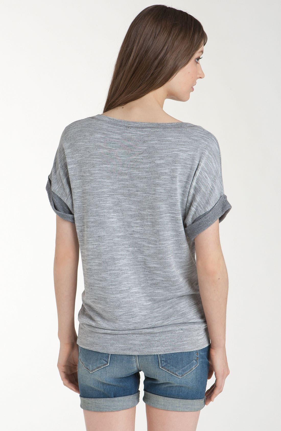 Alternate Image 2  - Splendid Mélange Sweatshirt