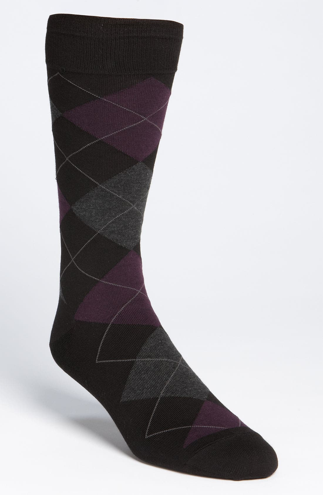 Alternate Image 1 Selected - Cole Haan 'New Argyle' Socks