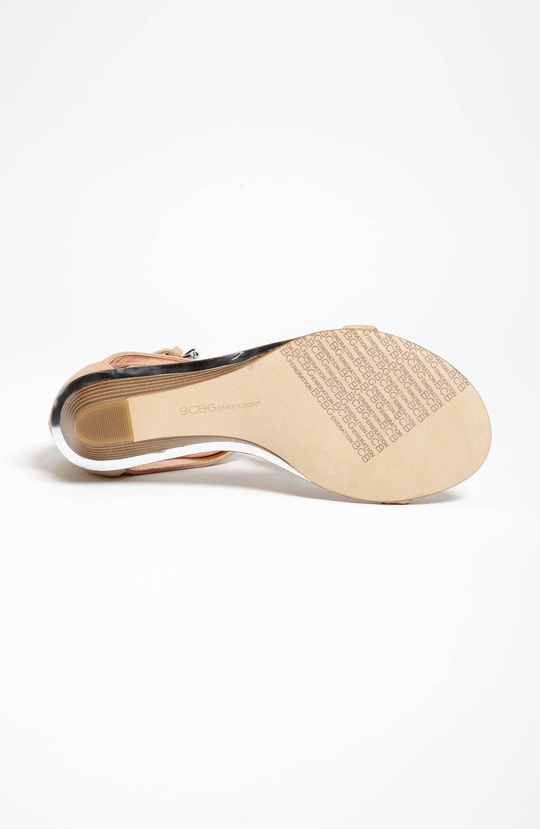 Alternate Image 4  - BCBGeneration 'Tandee' Sandal