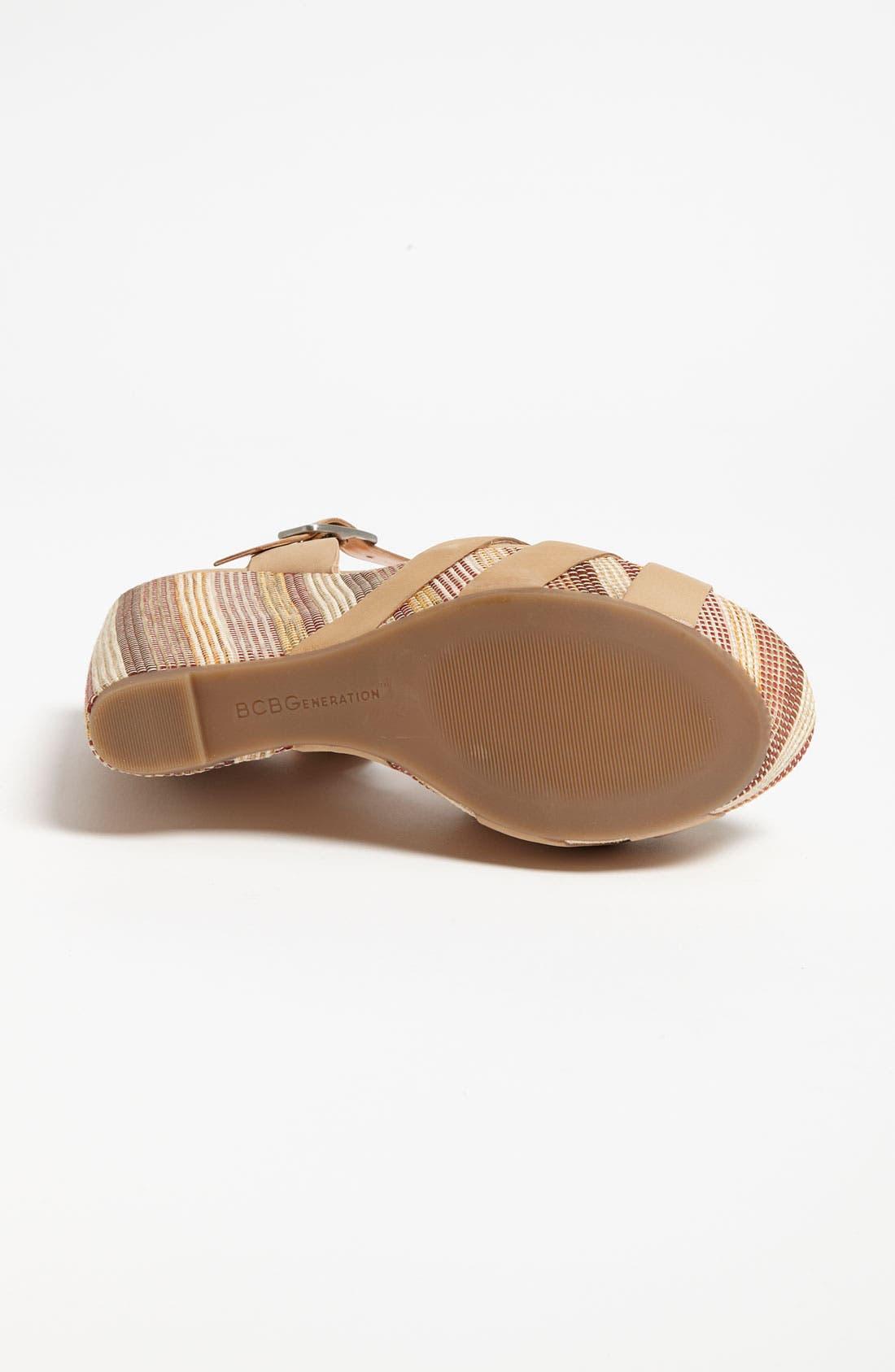 Alternate Image 4  - BCBGeneration 'Perrin' Sandal