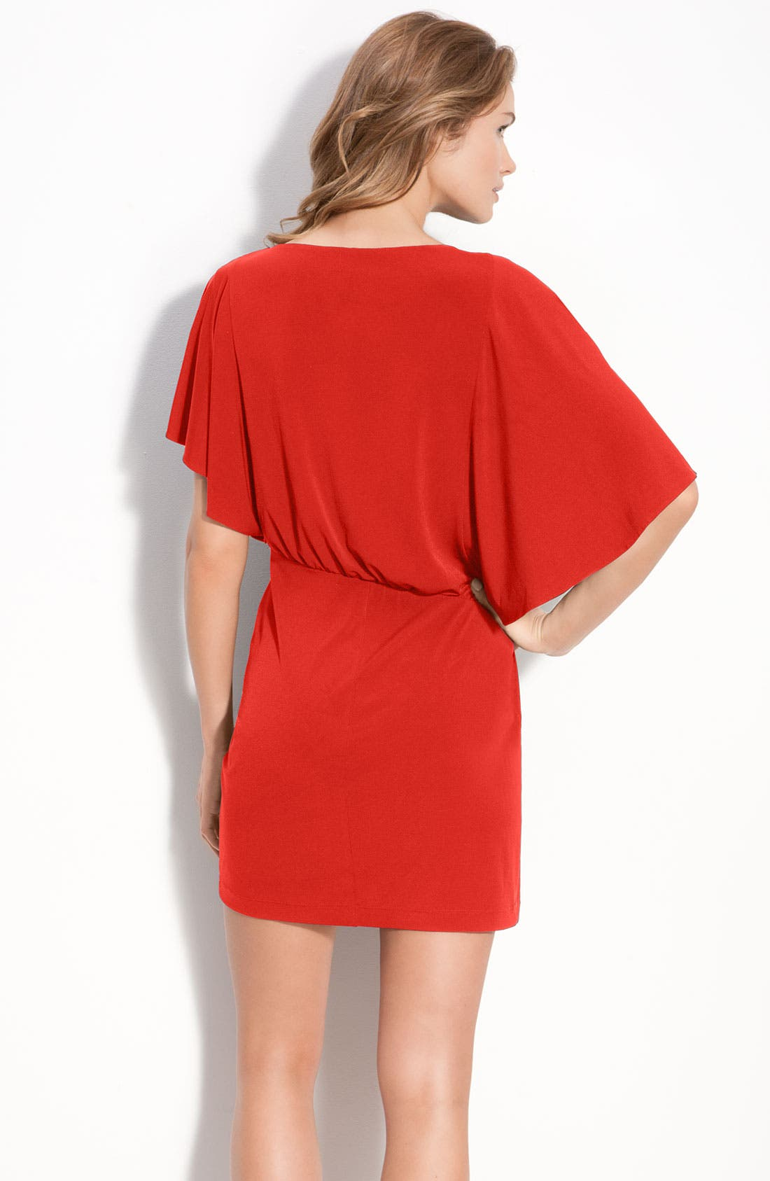 Alternate Image 2  - Vince Camuto Asymmetrical Jersey Dress
