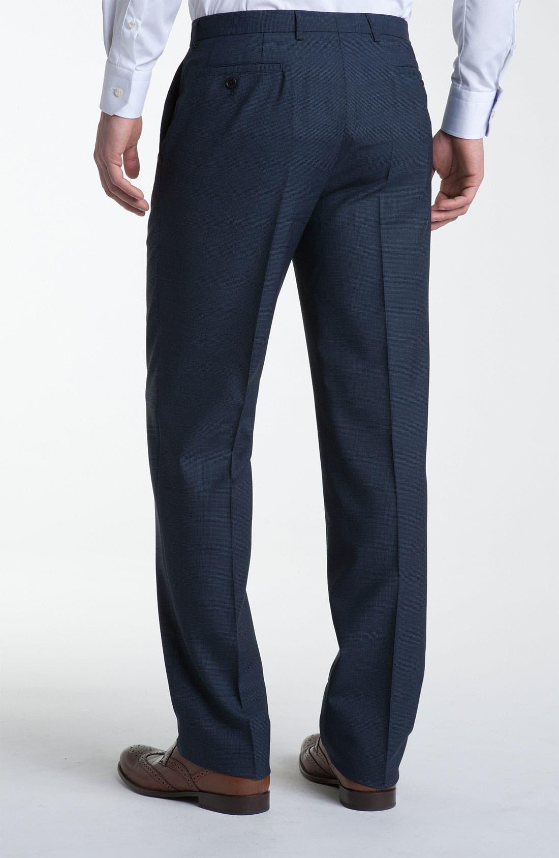 Alternate Image 2  - Calibrate Mini Check Wool Pants