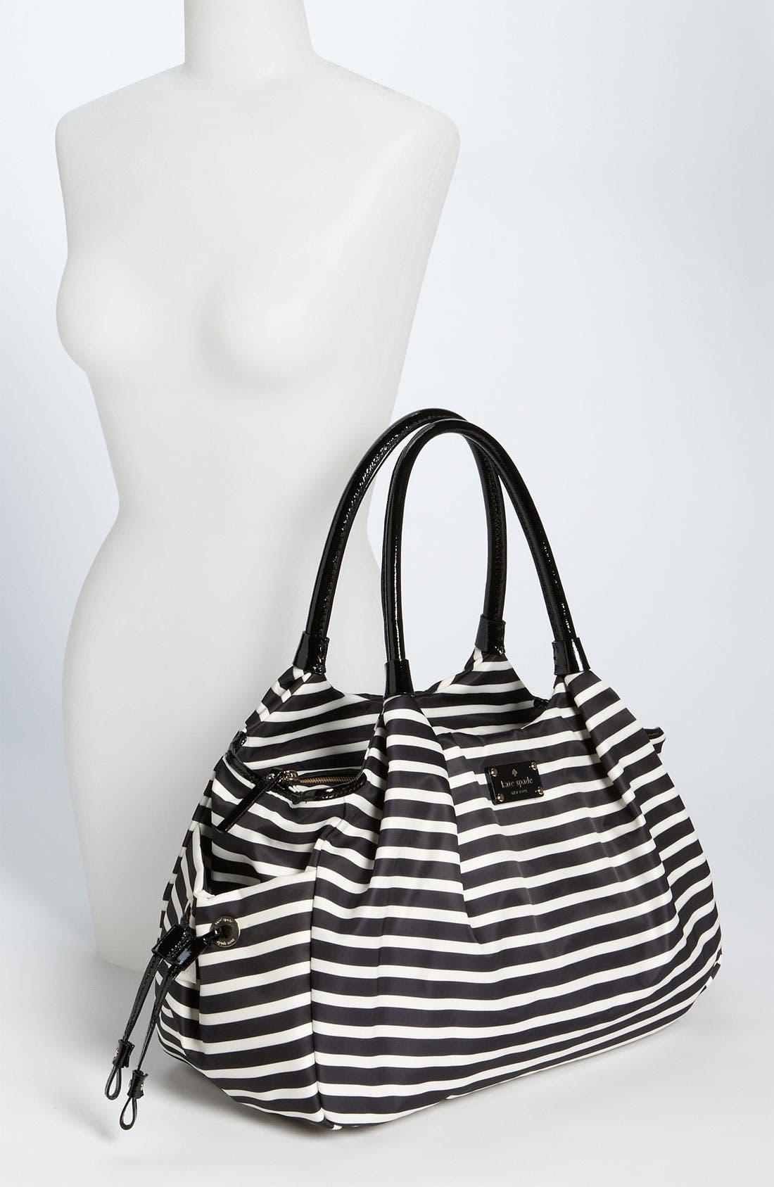 Alternate Image 2  - kate spade new york 'stevie' baby bag
