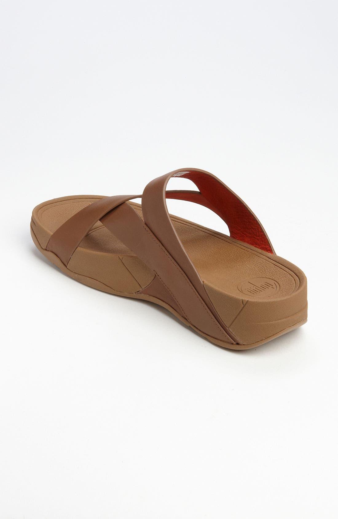 Alternate Image 2  - FitFlop Sling Sandal (Women)