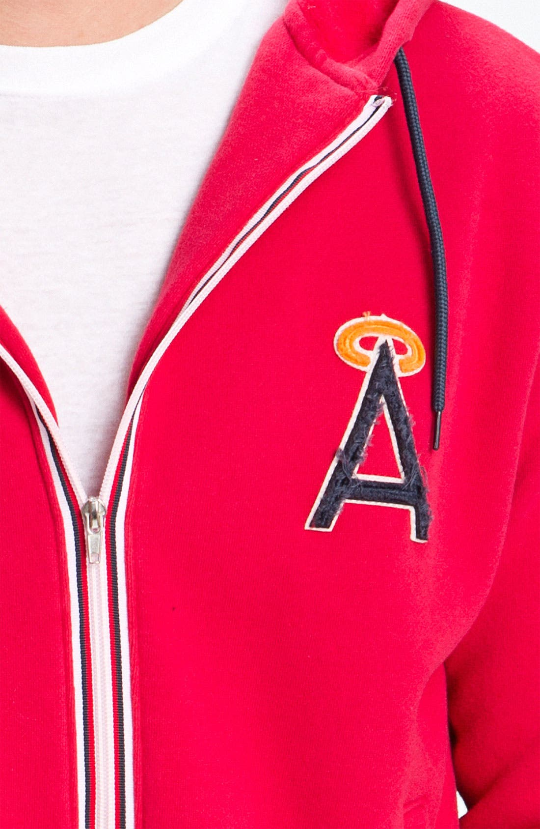 Alternate Image 3  - Wright & Ditson 'Los Angeles Angels of Anaheim' Hoodie