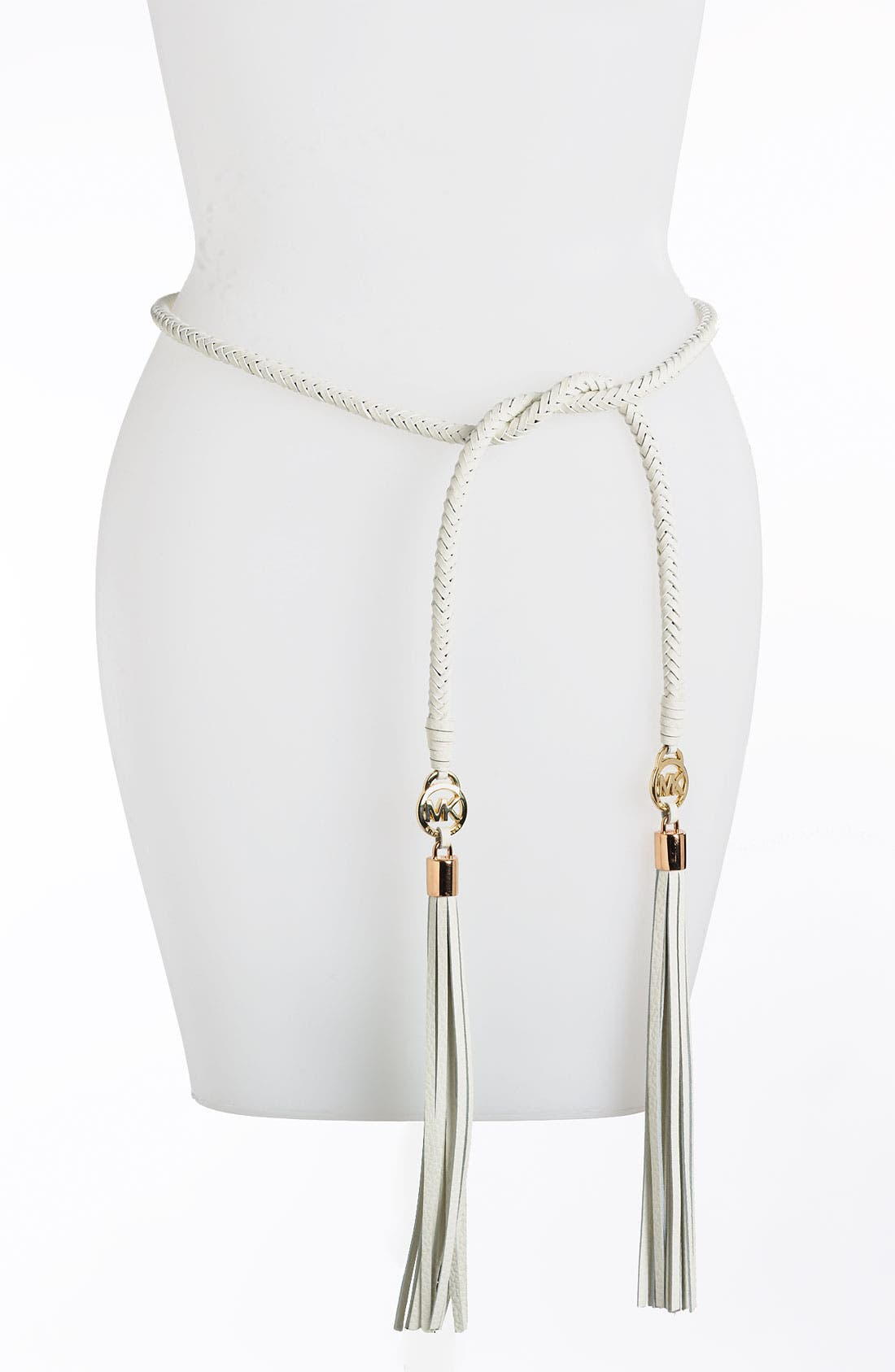 Alternate Image 1 Selected - MICHAEL Michael Kors Braided Belt