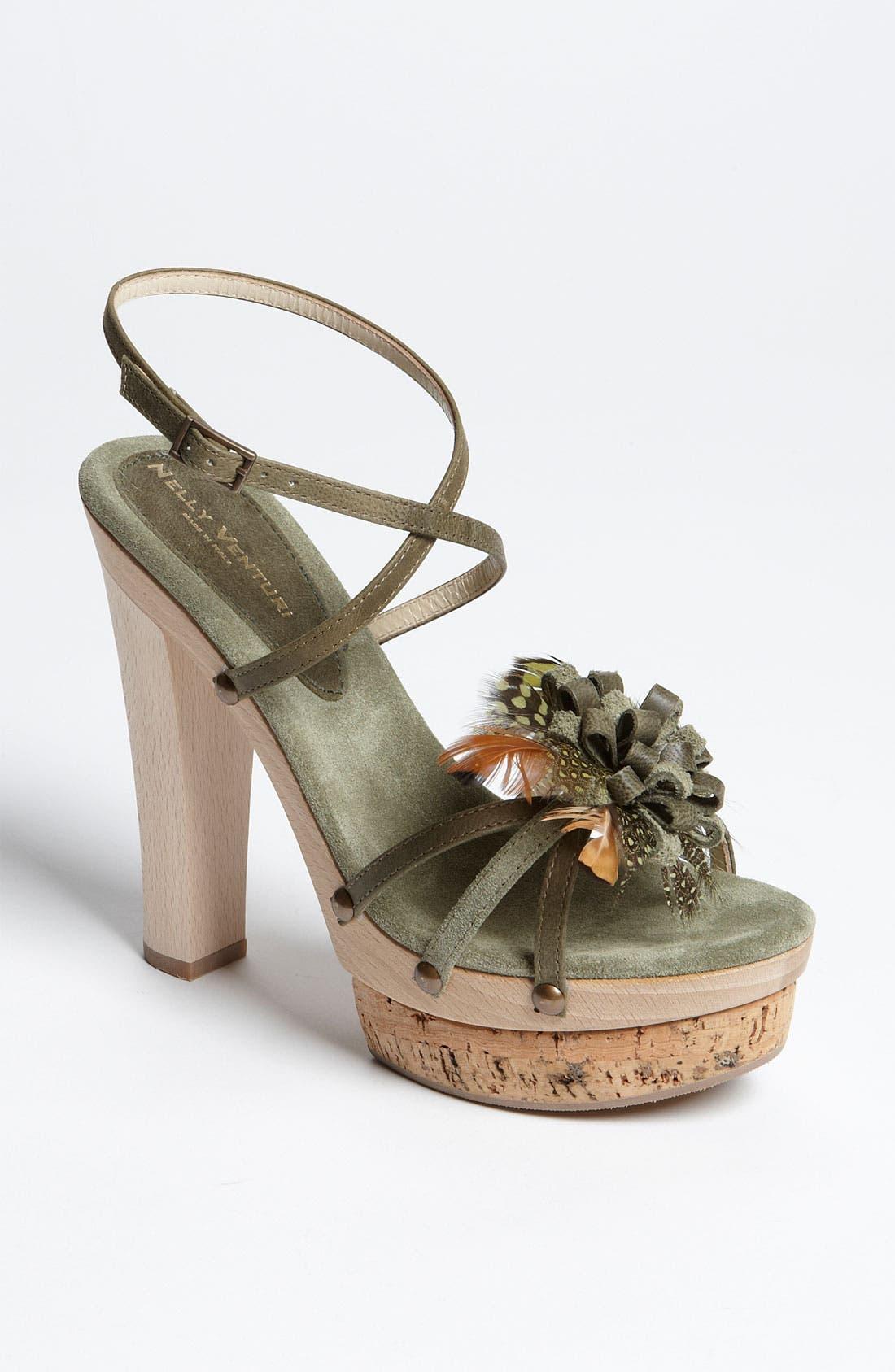 Alternate Image 1 Selected - Nelly Venturi '101' Sandal