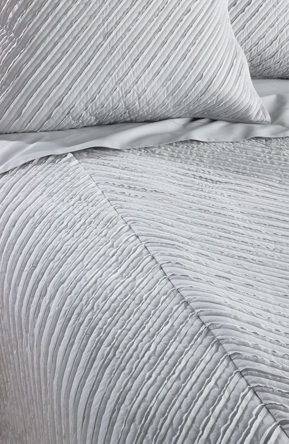 Alternate Image 1 Selected - Nordstrom at Home Strip Cut Coverlet