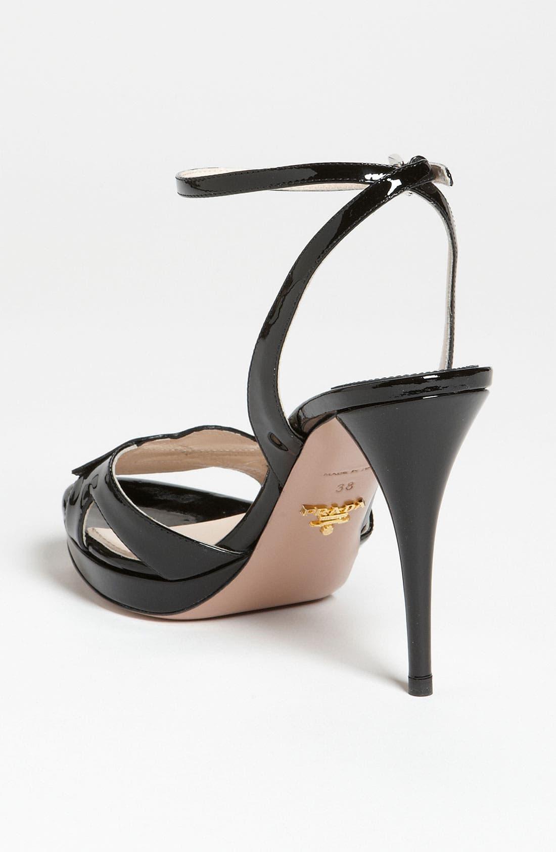 Alternate Image 2  - Prada Ankle Strap Sandal