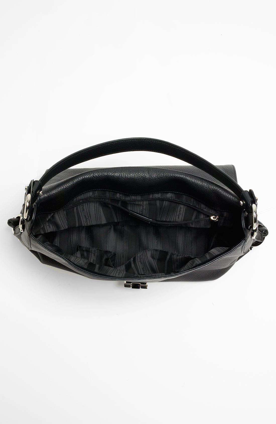 Alternate Image 3  - Salvatore Ferragamo 'Avye' Leather Shoulder Bag
