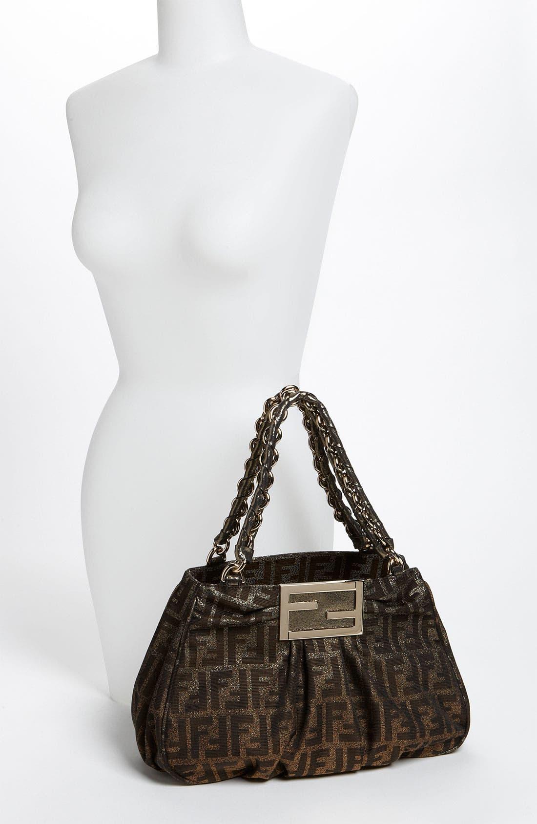 Alternate Image 2  - Fendi 'Mia - Small' Shopper