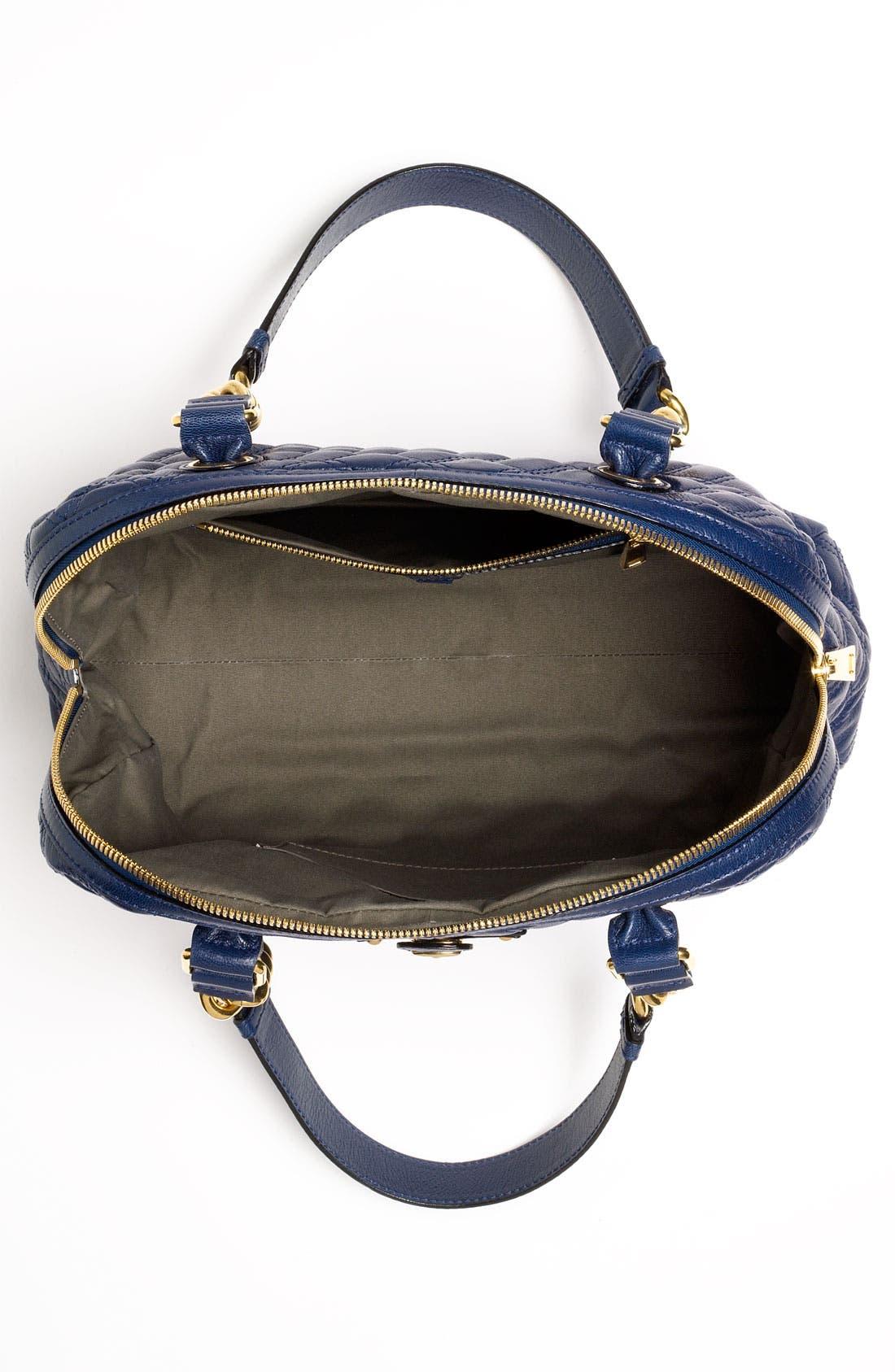 Alternate Image 3  - MARC JACOBS 'Karlie' Leather Shoulder Bag
