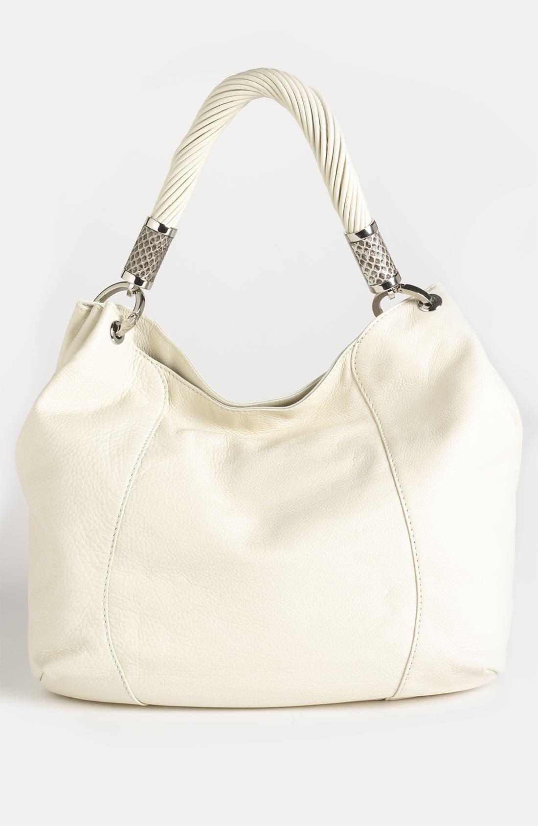 Alternate Image 4  - Michael Kors 'Tonne' Leather Shoulder Bag