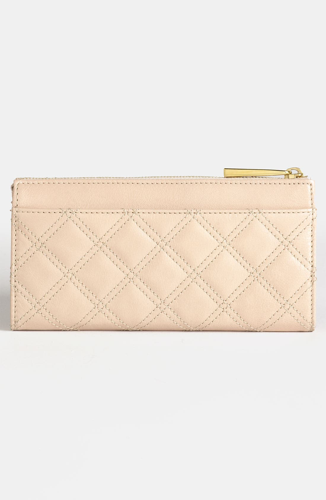Alternate Image 4  - MARC JACOBS 'Zip Deluxe' Leather Wallet