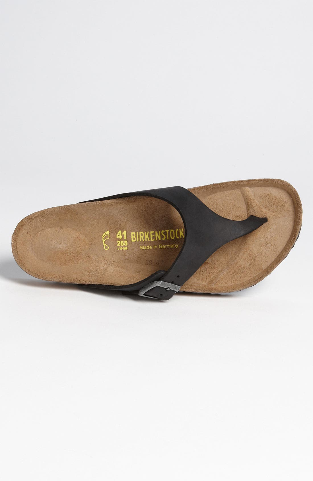 Alternate Image 3  - Birkenstock 'Como' Flip Flop (Men)