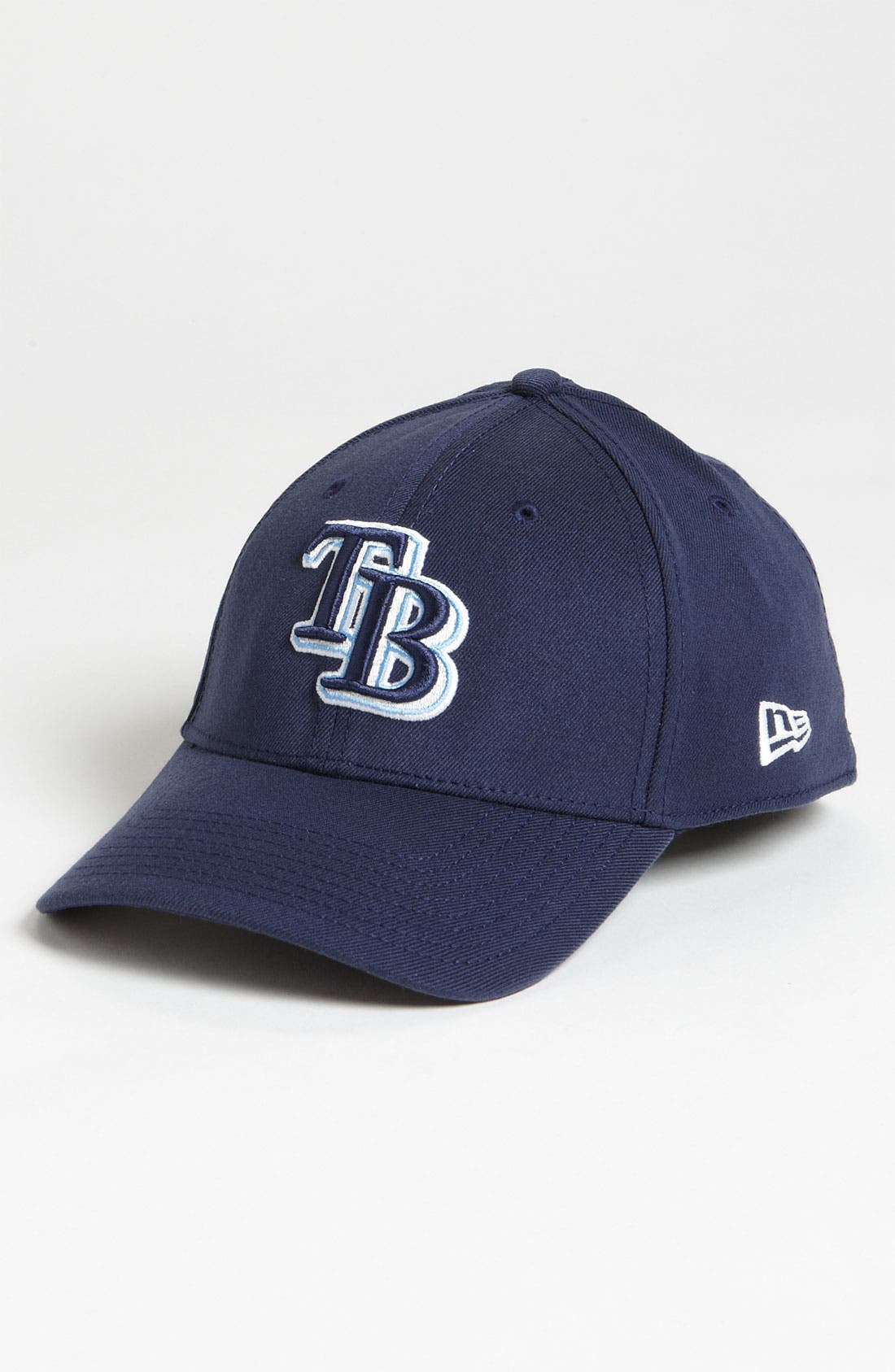 Alternate Image 1 Selected - New Era Cap 'Tampa Bay Rays' Baseball Cap
