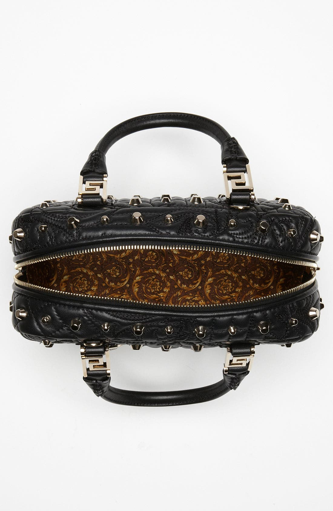 Alternate Image 3  - Versace 'Vanitas - Small' Leather Satchel
