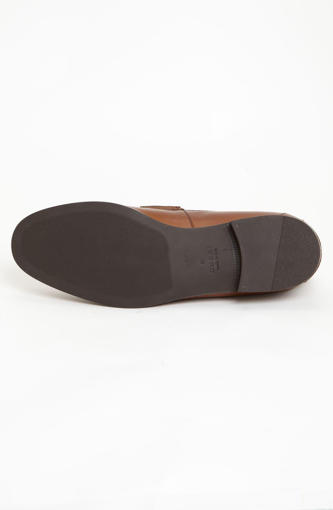 Alternate Image 4  - Gucci 'Goudin' Loafer