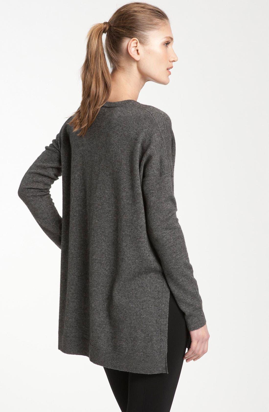 Alternate Image 2  - Vince Boxy Sweater Tunic