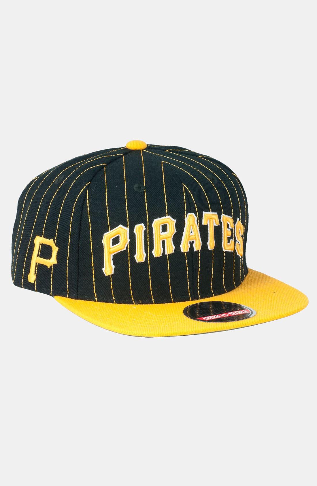 Main Image - American Needle 'Pirates' Snapback Baseball Cap