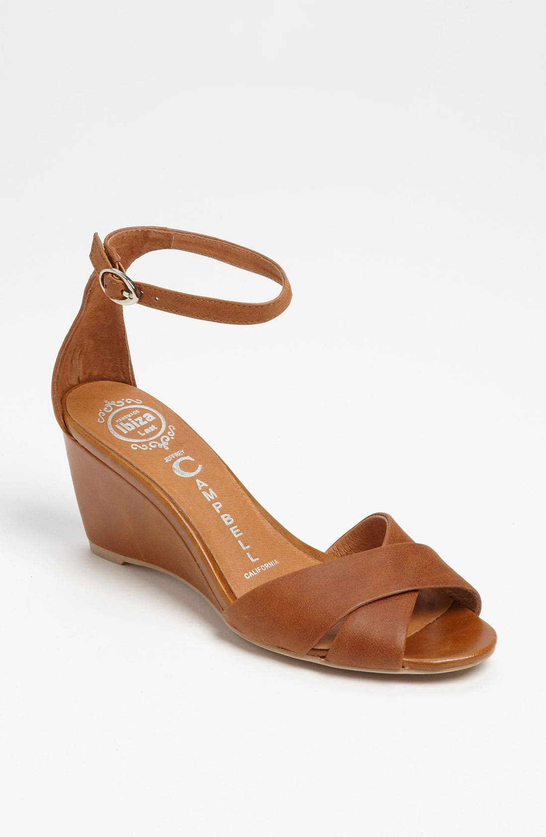 Alternate Image 1 Selected - Jeffrey Campbell 'Trudeau' Sandal