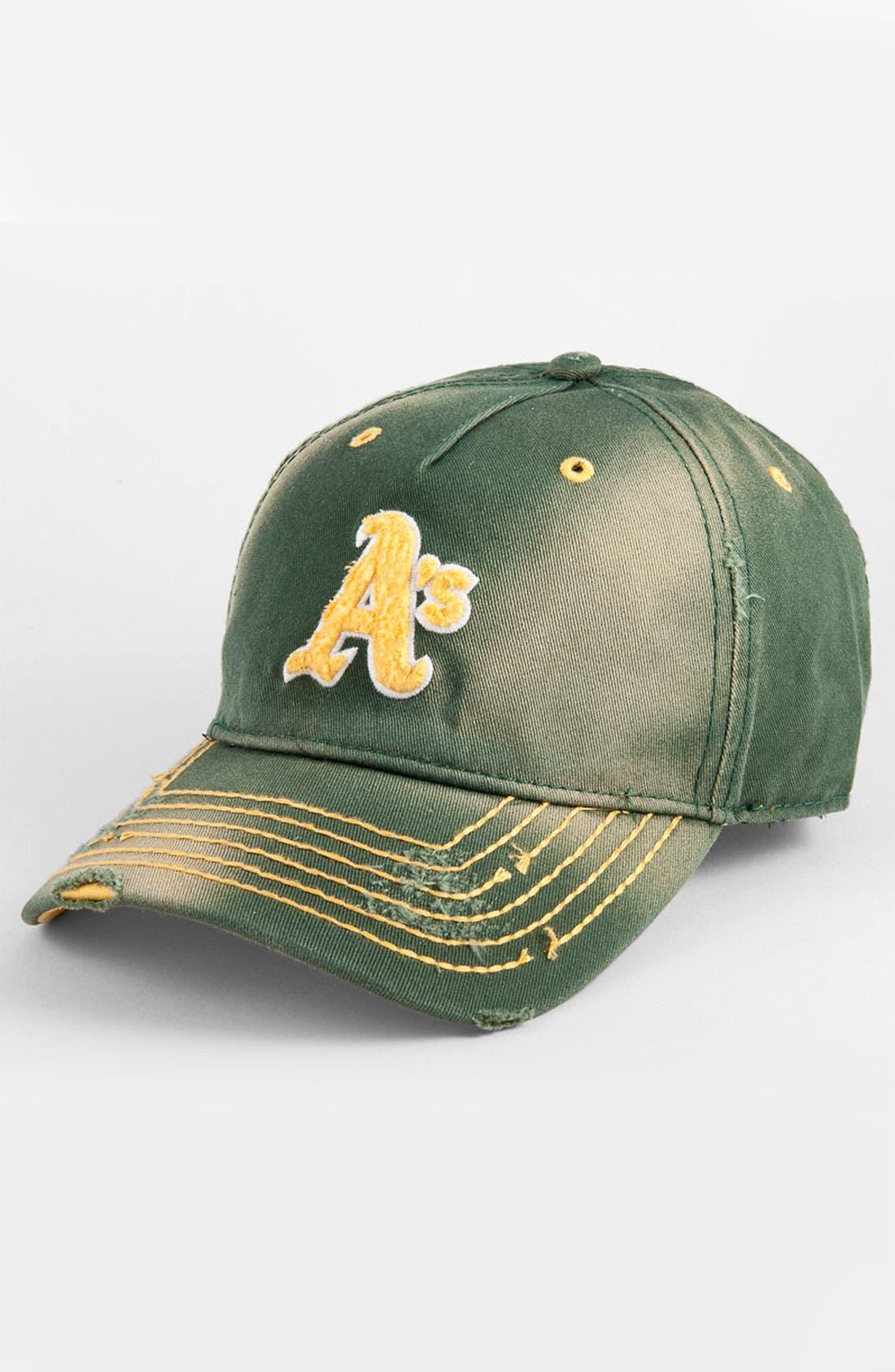Main Image - American Needle 'Athletics' Baseball Cap