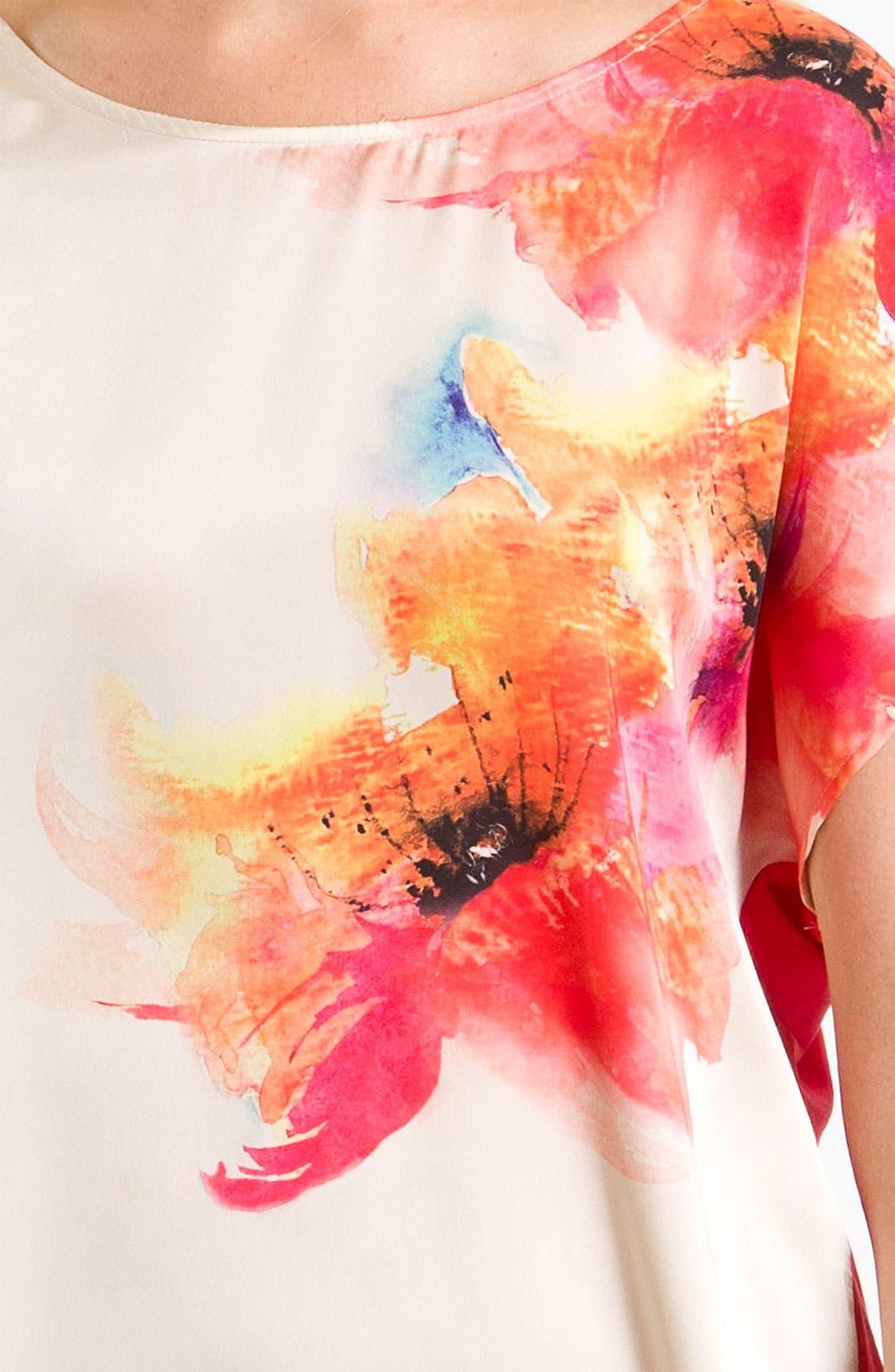 Alternate Image 3  - Bellatrix Floral Print Top